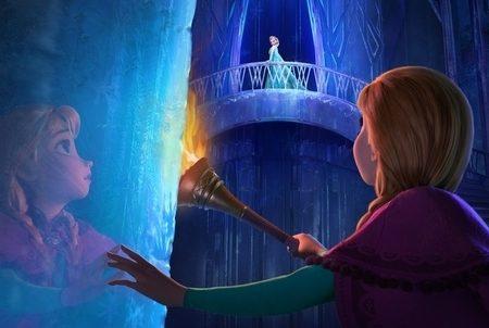 RECE – Frozen – Il regno di ghiaccio