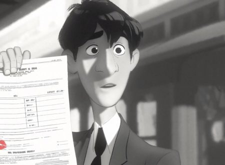 RECE – Paperman