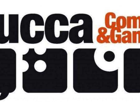 Lucca Comics & Games – Vlog