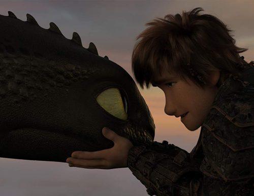 RECE – Dragon Trainer 3: Il mondo nascosto