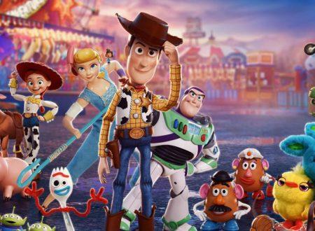 BOX OFFICE USA – Toy Story 4 è il maggiore incasso della saga