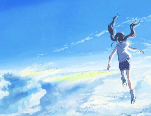 Il nuovo film di Makoto Shinkai rappresenterà il Giappone come miglior film straniero agli Oscar