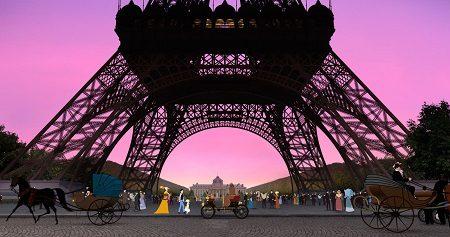 RECE – Dililì a Parigi