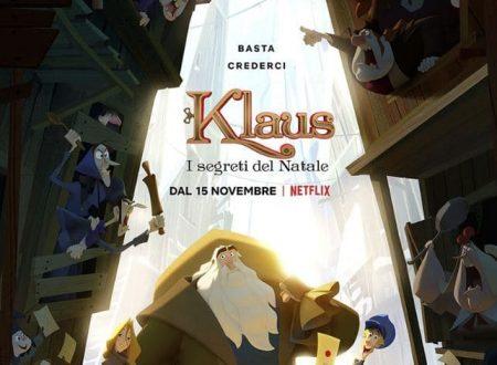 KLAUS – Ecco il trailer del film Netflix