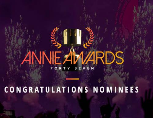 ANNIE AWARDS 2020 | Ecco le nomination
