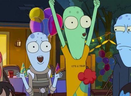 SOLAR OPPOSITES | La nuova serie del co-creatore di Rick and Morty