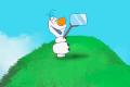 ECCO OLAF IN 2D NEL NUOVO CORTO DISNEY