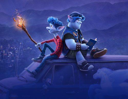 ONWARD | A luglio il film Pixar uscirà in Italia
