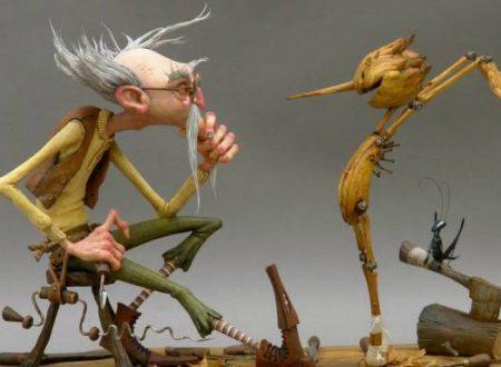 PINOCCHIO | Guillermo del Toro del Toro pronto a tornare al lavoro