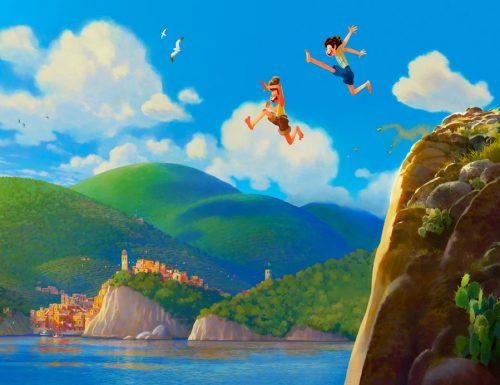 LUCA | Il prossimo film Pixar sarà ambientato in Italia