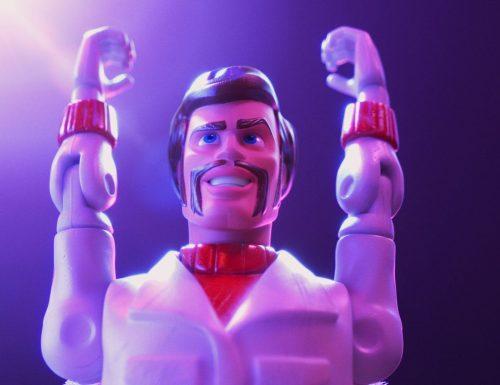 TOY STORY 4 | Il figlio di Evel Knievel fa causa a Disney – Pixar