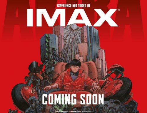 AKIRA | Il capolavoro d'animazione giapponese tornerà al cinema in Imax