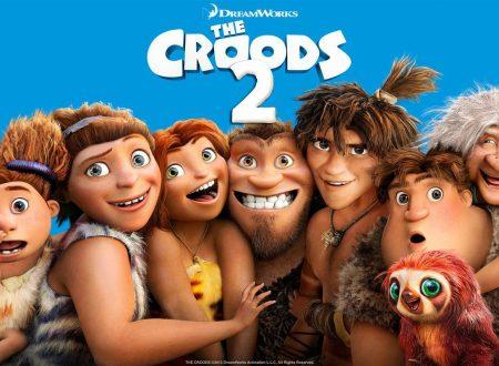 I CROODS 2   Ecco il trailer italiano
