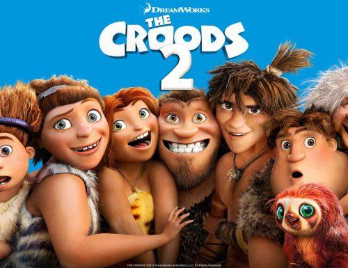 I CROODS 2 | Ecco il trailer italiano