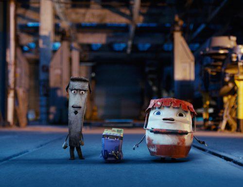 TRASH | Il trailer del film d'animazione italiano