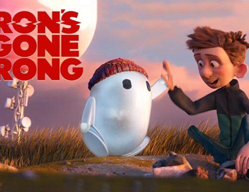 RON'S GONE WRONG | Il film Disney in arrivo nel 2021 di cui nessuno parla