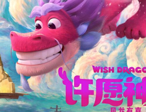 WISH DRAGON | Il film Sony Animation in arrivo su Netflix